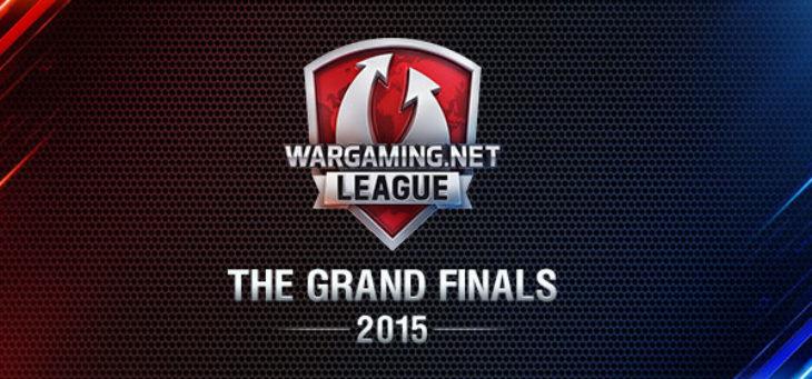 World of Tank Grand Finals 2015
