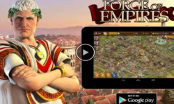 Forge of Empires Android App