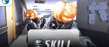 S.K.I.L.L. Pumpkin Massacre Halloween