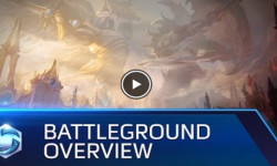 Heroes of the Storm Battlefield of Eternity Overview