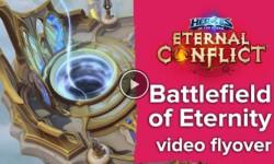 Heroes of the Storm Eternal Conflict - Battlefield of Eternity
