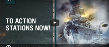 World of Warships 2015 Cinematic Trailer