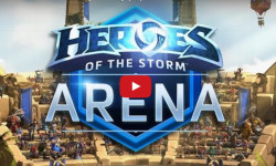 Heroes of the Storm zwiastun trybu Areny (PL)
