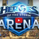 Heroes of the Storm zwiastun trybu Areny (PL)