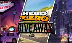Hero Zero świąteczny Giveaway