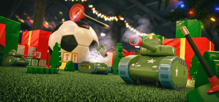 World of Tanks nowy świąteczny tryb rozgrywki dla konsolowych graczy