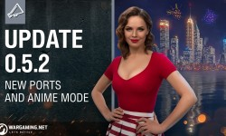World of Warships – Game Update 0.5.2