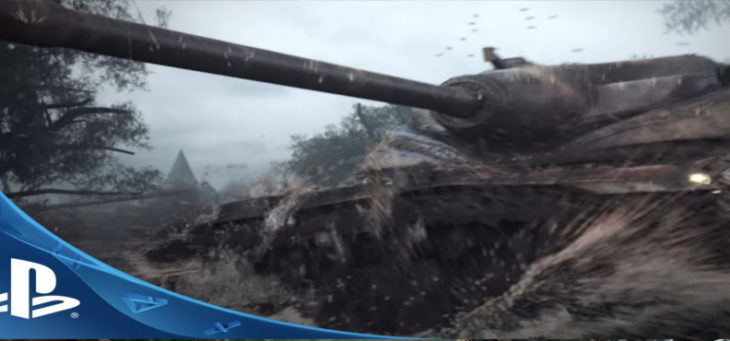 World of Tanks na PlayStation4 wystartuje 19 stycznia
