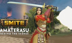 SMITE – Amaterasu & Japanese Pantheon (Behind the Scenes)