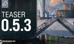 World of Warships – Just Teasing: Update 0.5.3