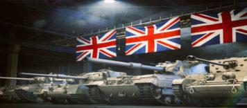 World of Tanks brytyjski najazd na PS4