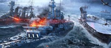World of Warships Aktualizacja 0.5.3 wraz z bitwami drużynowymi