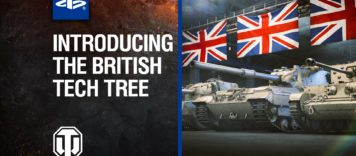 World of Tanks Console – The PS4 British Invasion