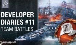 World of Warships – Dev Diaries: Team Battles