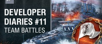 World of Warships – Dev Diaries: Team Battles