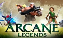 Arcane Legends Otrzymał dodatek Curse of the Cryostar