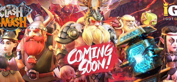 Clash and Smash nowa gra od IGG