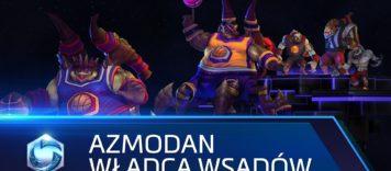Wkrótce w Heroes of the Storm: Azmodan, Władca Wsadów