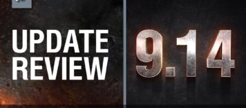 World of Tanks – Update review 9.14