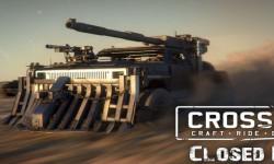 Crossout Rozpoczęto zamknięte beta testy
