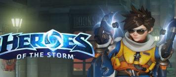 Heroes of the Storm Smuga pierwsza bohaterka z Overwatch