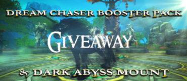 Perfect World International Klucze na Dreamchaser Booster Pack oraz Dark Abyss Mount