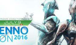 Warframe Pierwszy oficjalny konwent fanów gry TennoCon 2016