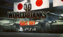 World of Tanks Aktualizacja Imperialna stal dostępna na PS4