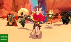 Gigantic E3 2015 Gameplay Trailer