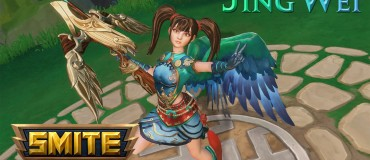 SMITE Machini-mini: Jing Wei, The Oathkeeper