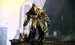 Warframe | Vauban Prime