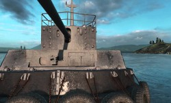 World of Tanks Console – Tog Boat Mode