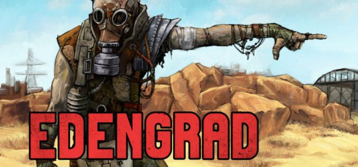 Edengrad: Polski projekt MMORPG uruchamia zbiórkę na Kickstarterze