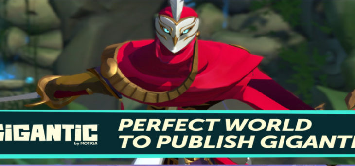 Gigantic Wydawcą gry zostanie studio Perfect World Entertainment