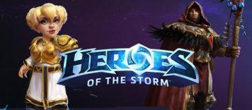Heroes of the Storm: Dwóch nowych czempionów Chronia oraz Medivh wkrótce w Nexusie