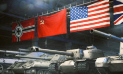World of Tanks Aktualizacja Tank Hunter, dostępna na PlayStation4