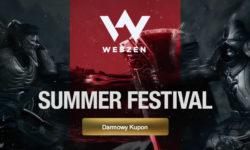 WEBZEN Summer Giveaway