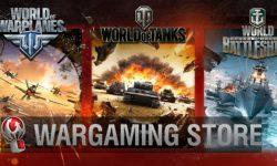 Wargaming store