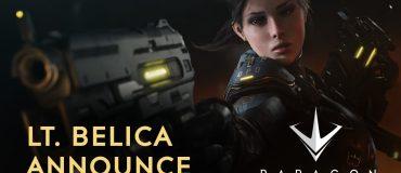 Paragon – Lt. Belica Announce