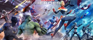 Marvel Heroes 2016 Launch Trailer