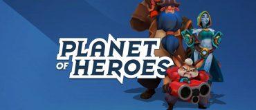 Planet of Heroes – Gameplay video