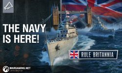 World of Warships – The Navy is Here!