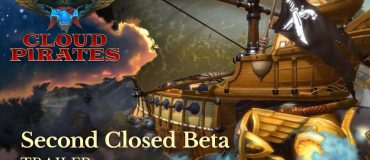 Cloud Pirates – Second Closed Beta Trailer