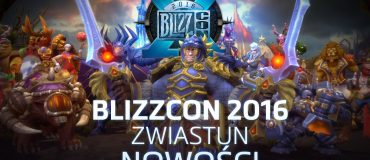 Heroes of the Storm nowości z BlizzConu 2016