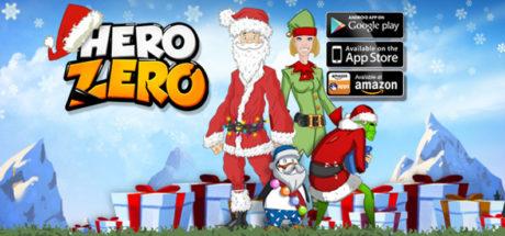 Hero Zero KONKURS! Napisz zwariowane życzenia świąteczne i zgarnij darmowe klucze do gry