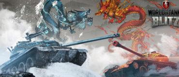 Wejście smoka – nowe wydarzenie w World of Tanks Blitz!