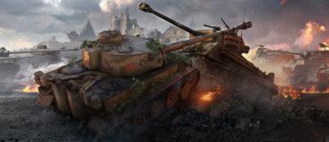 TankBowl startuje w World of Tanks na konsolach!