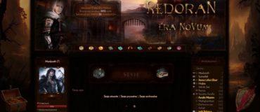 Redoran – klasyczny TGF w nowoczesnym wydaniu