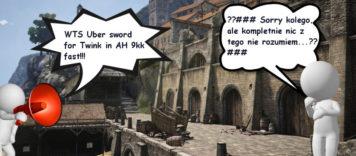 Podręczny słownik skrótów i zwrotów stosowanych w grach MMO