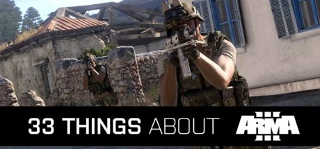Arma 3 – 33 Things About Arma 3 Trailer